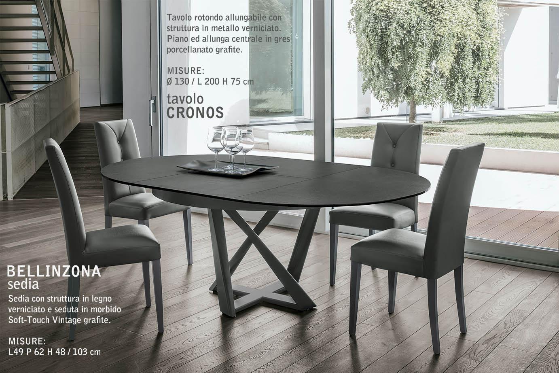 Scegliere un tavolo tondo per enfatizzare l\'armonia in ...