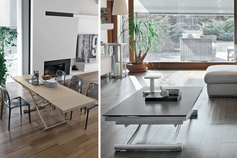Un tavolo per cucina e salotto • Target Point