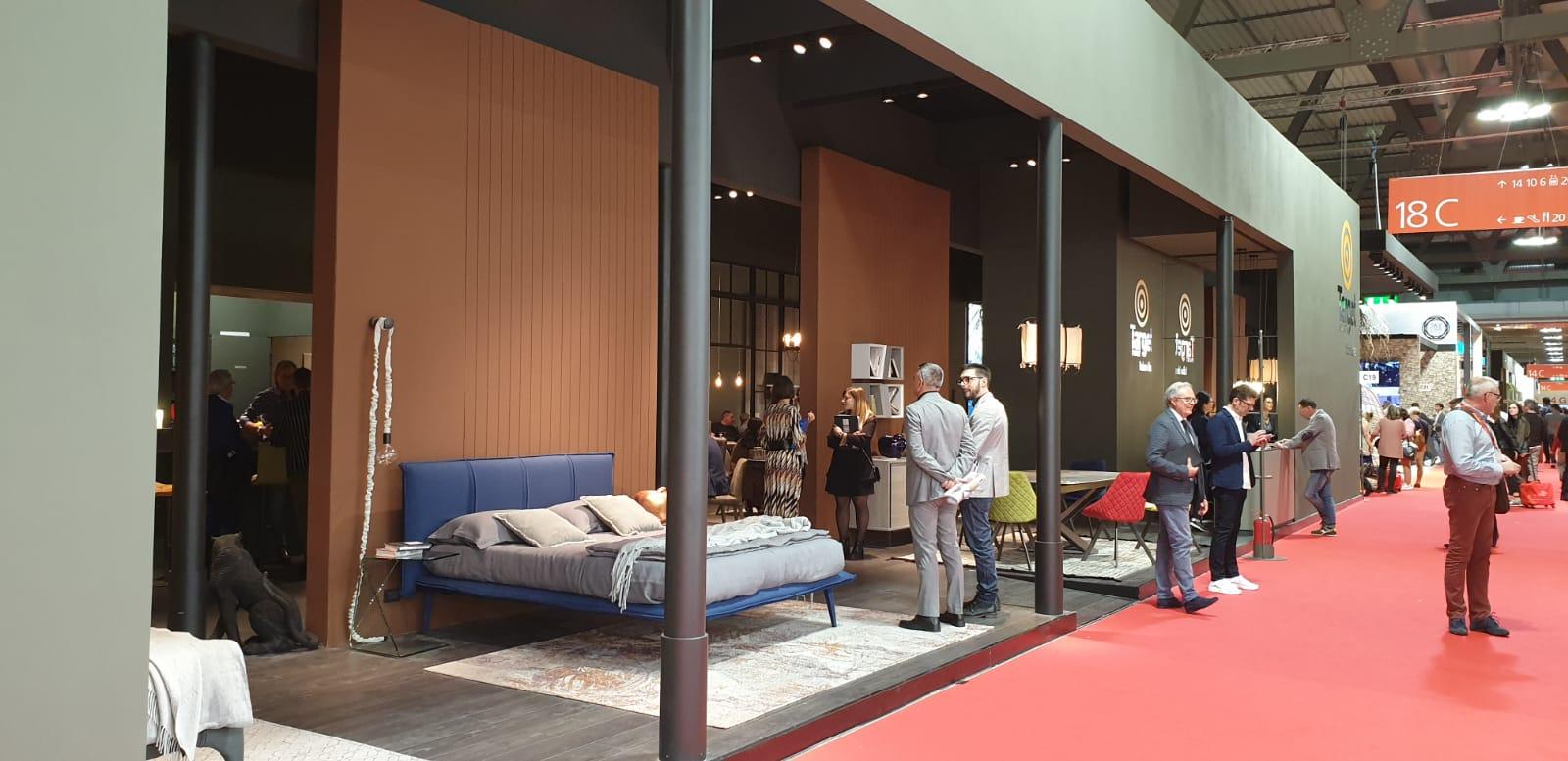 Il nostro salone del mobile edizione 2019 target point for Il salone del mobile