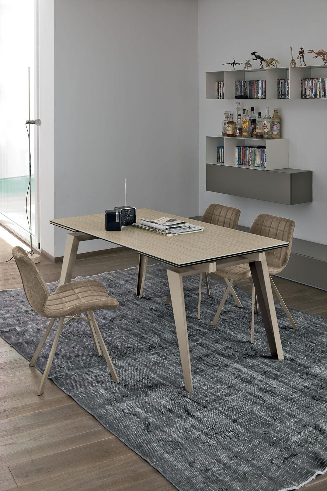 LIBECCIO 160 Table • Target Point