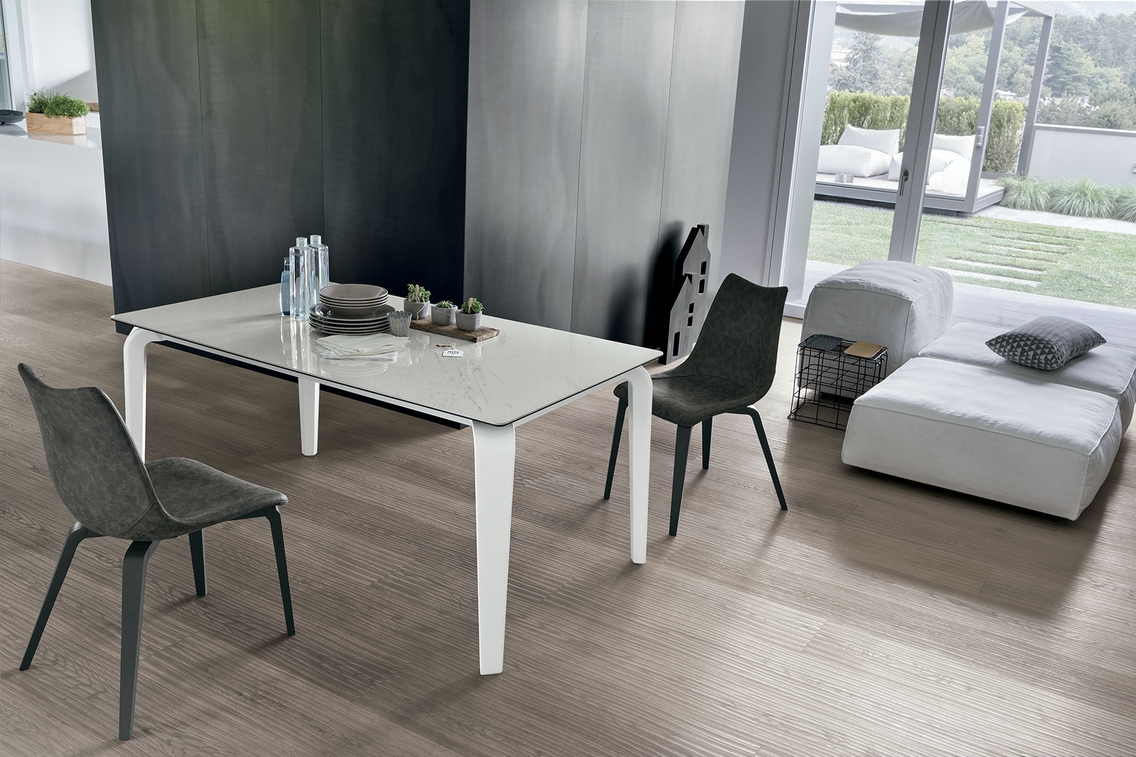 MAGELLANO Table • Target Point