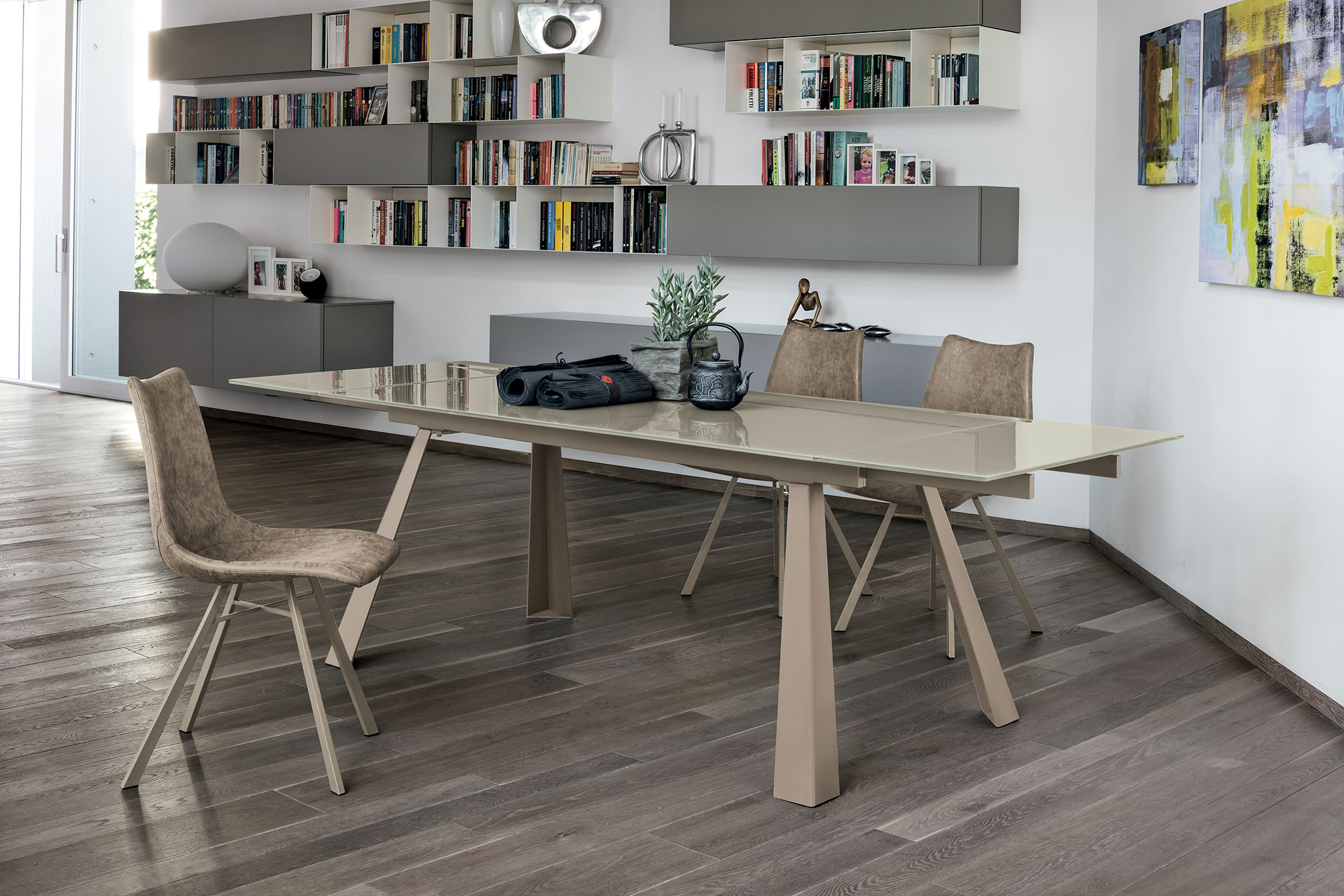 PONENTE 160 Table • Target Point