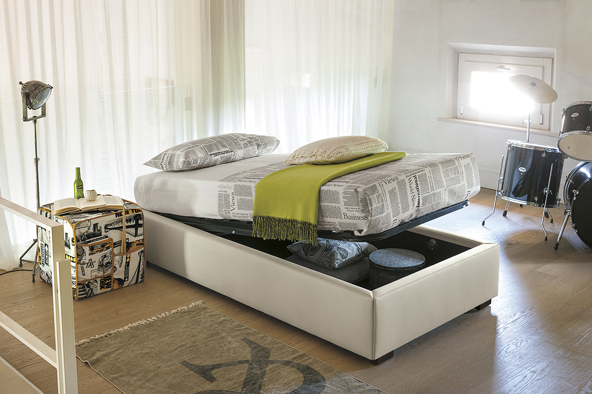 Letto singolo sommier target point - Letto sommier singolo ...
